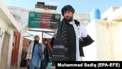 زندانیان طالب که از سوی حکومت افغانستان رها شده اند.