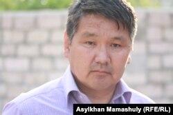 Участник общественной комиссии по расследованию жанаозенской трагедии Жанибек Кожик.