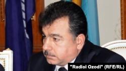 Федералдық қауіпсіздік қызметінің шекара қызметінің басшысы Владимир Проничев.