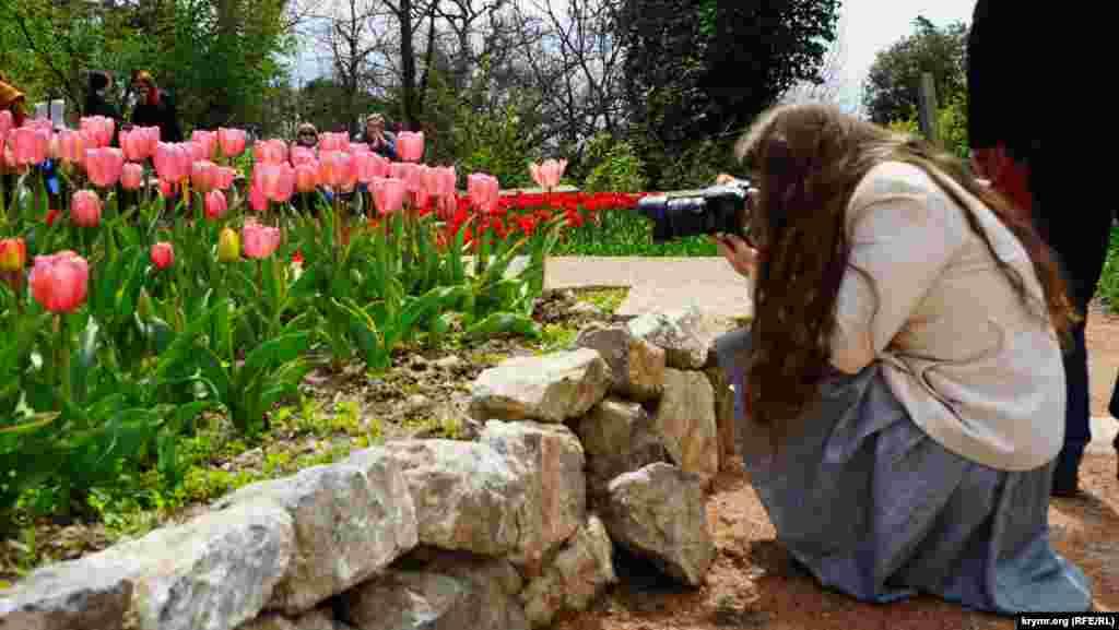 Это место называют также памятником садово-паркового искусства.