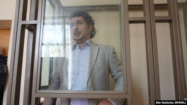 �лек�андр Хуруджи в каче�тве обвин�емого
