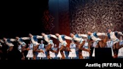 Татарстан җыр һәм бию ансамбле