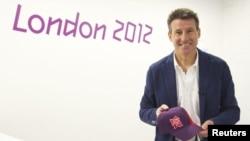 Лондон олимпиадасының ұйымдастыру комитетінің төрағасы Себастьян Коэ. Лондон, 27 сәуір 2012 жыл.