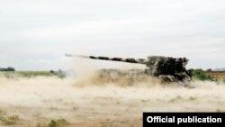 Ադրբեջանական բանակի հրետանային զորավարժություններ, արխիվ