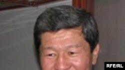 Бұрынғы қоршаған ортаны қорғау министрі Нұрлан Ысқақов. Астана, 2 шілде, 2009 жыл.