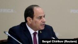 عبدالفتاح السیسیرئیس جمهور مصر