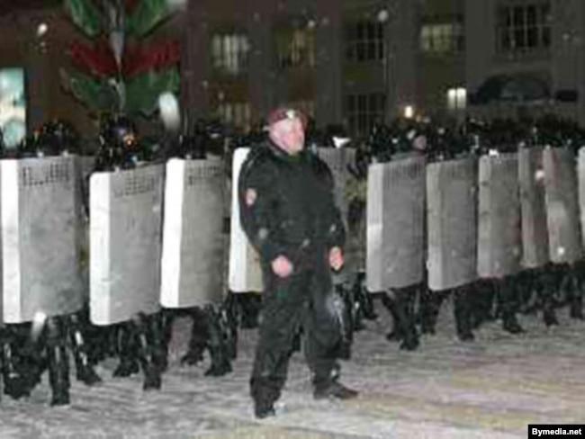 2008 год. Зьміцер Паўлічэнка