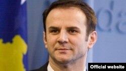 Zëvendëskryeministri i Kosovës, Hajredin Kuçi.