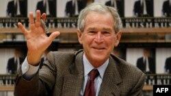 Ish-presidenti i Shteteve të Bashkuara, George W.Bush.