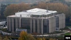 Штаб-квартира Інтерполу в Ліоні (Франція)