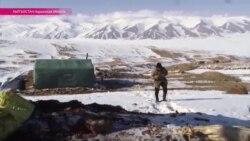 """""""Черные старатели"""": как в Кыргызстане незаконно добывают золото"""