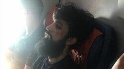 Задержанного Кемала Тамбиева везут из Москвы в Дагестан