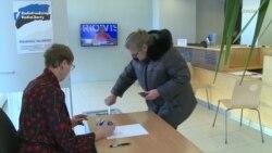 Estonians Vote In Parliamentary Elections
