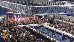 Министерски совет на ОБСЕ во Белград, протест во Приштина