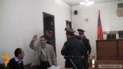 Դատարանը հրաժարվեց կալանքից ազատել Տիգրան Առաքելյանին