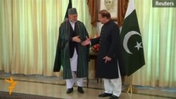 Karzai Asks For Pakistan's Help In Peace Process