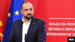Вицепремиерот Фатмир Битиќи