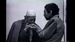 بخشی از نمایشنامه تلویزونی « روزنه آبی »