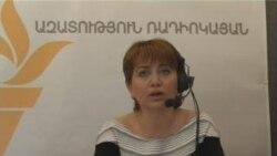 Talk Show With Anna Israelian