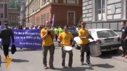 Світ у відео: У Сараєво пройшов марш за мир