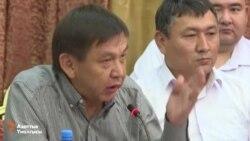 Алымбеков: Башмыйзамдан кемчилик издебейли