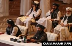Political Affairs Deputy Mullah Abdul Ghani Baradar leads the Taliban's negotiating team in Doha.
