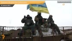 Тривають обстріли біля Дебальцева