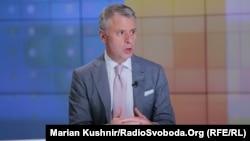 Глава правления компании «Нафтогаз» Юрий Витренко