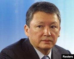 Тимур Кулибаев, зять бывшего президента Казахстана Нурсултана Назарбаева