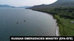 سقوط هلیکوپتر روسی در جزیره کمچاتکا