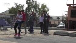 Qatarla avtobusun toqquşduğu Binədə camaat nələr danışır
