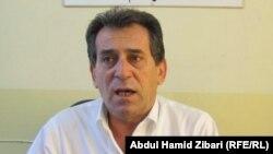 ضياء بطرس الذي اختاره برلمان كردستان رئيسا للهيئة العليا لحقوق الانسان في الإقليم.