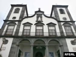Церква Монте, де був похований Карл І