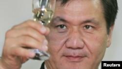 Бывший президент Монголии Намбарын Энхбаяр.