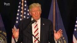 Trumpdan Clintona qarşı yeni iddia