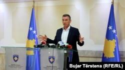 Kryetari i Kuvendit të Kosovës, Kadri Veseli.