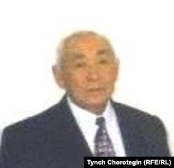 Кушбек Үсөнбаев. 1998.