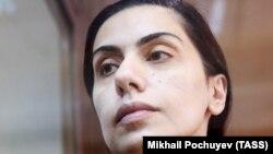 Carina Țurcan, audiată de un tribunal la Moscova, 28 iunie 2018