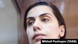 Член правления «Интер РАО» Карина Цуркан, обвиняемая в шпионаже. Архивное фото.