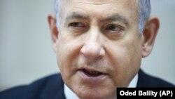 Premijer Izraela Benjamin Netanjahu