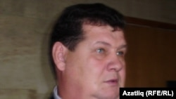 Азат Фәтхетдинов, сайлау комиссиясе рәисе