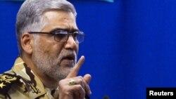 احمدرضا پوردستان،، فرمانده نیروی زمینی ارتش ایران