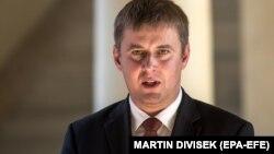 Міністр закордонних справ Чехії ТомасПетршічек