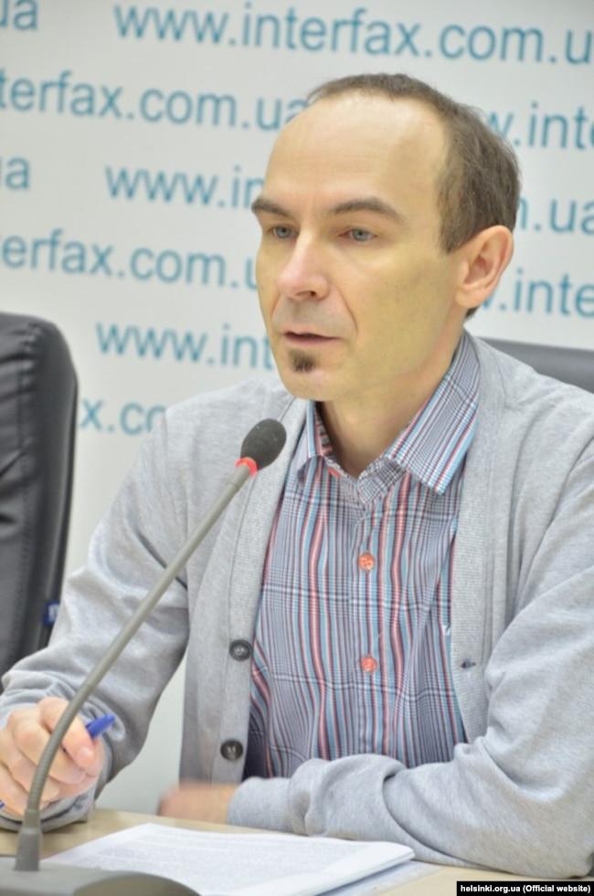 Експерт Андрій Кравчук