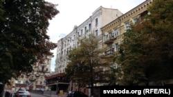 Рагнедзенская вуліца — найбольш старажытная беларуская вуліца ў Кіеве