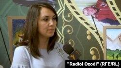 Дилрабо Самадова