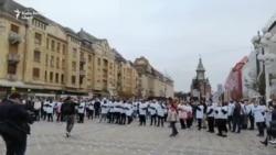 Protest HORECA Timișoara