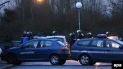 Кепілге алынған адамдарды құтқару операциясы. Париж. 9 қаңтар 2014 жыл.
