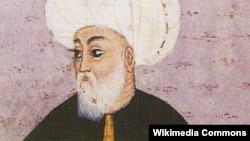 Füzulinin xəyali portreti