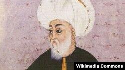Füzuli (1494 – 1556). Xəyali portret
